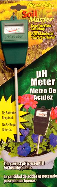 Soil Master meter package