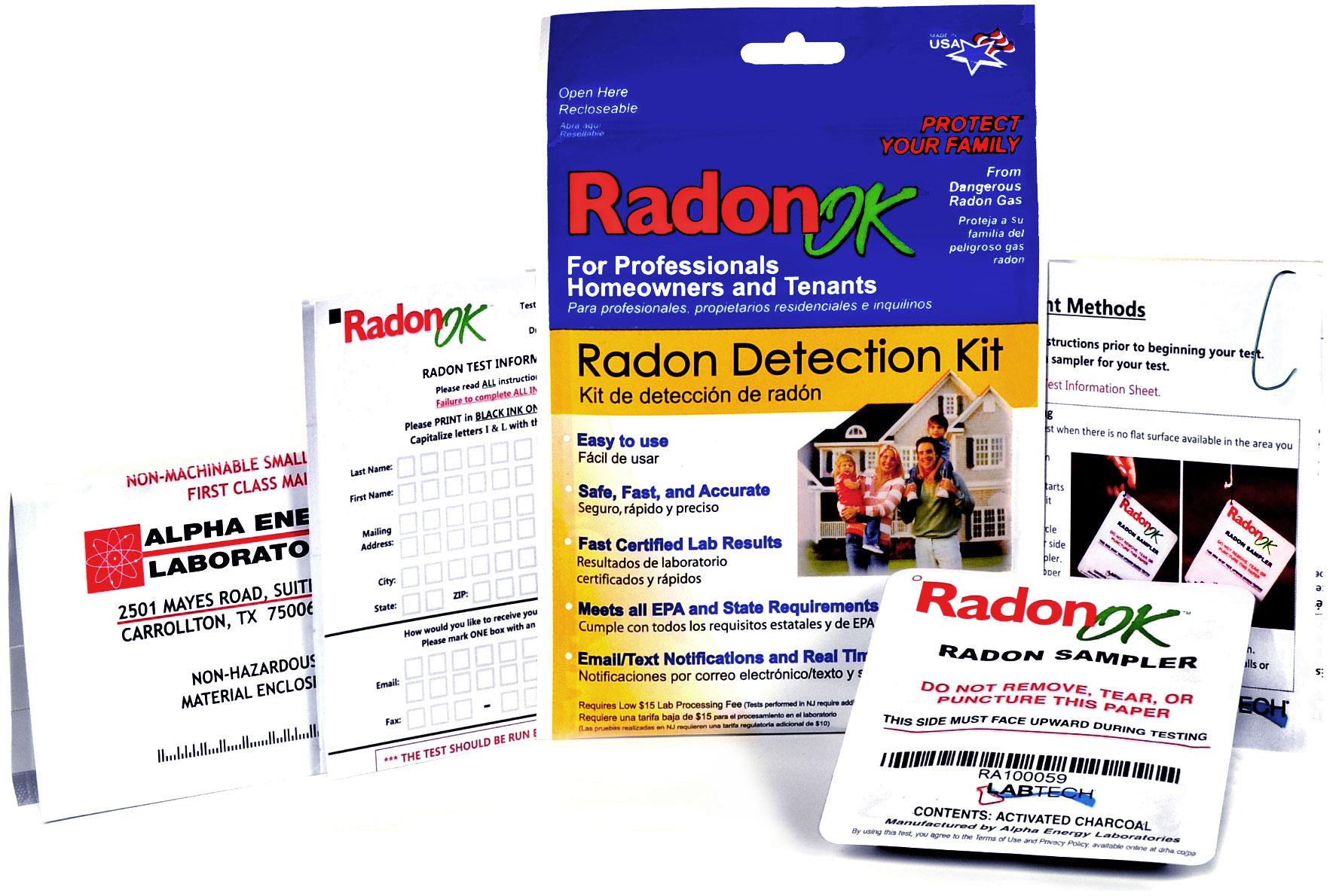 Radon OK package