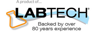 A product of Labtech. Backed by over 80 years experience.